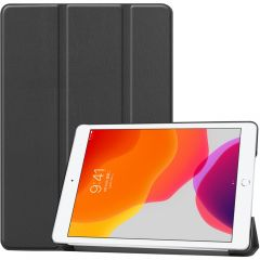 iMoshion Trifold Bookcase iPad 10.2 (2019 / 2020) - Zwart