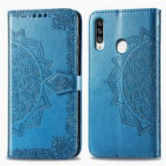 iMoshion Mandala Booktype Samsung Galaxy A20s - Turquoise