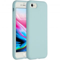 Accezz Liquid Silicone Backcover iPhone SE (2020) / 8 / 7