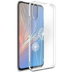 iMoshion Design hoesje Huawei P Smart Pro / Y9s - Paardenbloem - Wit