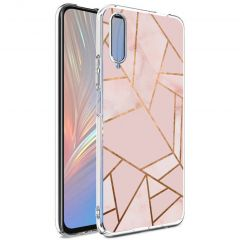 iMoshion Design hoesje Huawei P Smart Pro / Y9s - Grafisch Koper