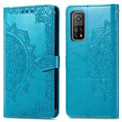 iMoshion Mandala Booktype Xiaomi Mi 10T (Pro) - Turquoise