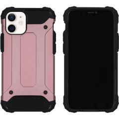 iMoshion Rugged Xtreme Backcover iPhone 12 Mini - Rosé Goud