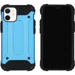 iMoshion Rugged Xtreme Backcover iPhone 12 Mini - Lichtblauw
