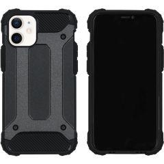 iMoshion Rugged Xtreme Backcover iPhone 12 Mini - Zwart