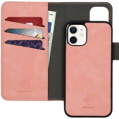 iMoshion Uitneembare 2-in-1 Luxe Booktype iPhone 12 Mini - Roze