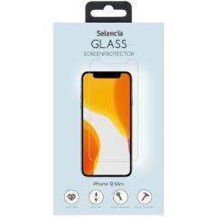 Selencia Gehard Glas Screenprotector iPhone 12 Mini