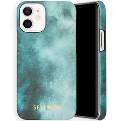 Selencia Maya Fashion Backcover iPhone 12 Mini - Air Blue