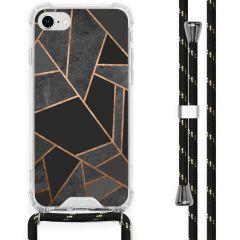 iMoshion Design hoesje met koord iPhone SE (2020) / 8 / 7