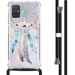 iMoshion Design hoesje met koord Samsung Galaxy A71 - Dromenvanger
