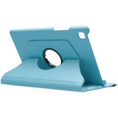 iMoshion 360° draaibare Bookcase Samsung Galaxy Tab A7 - Turquoise