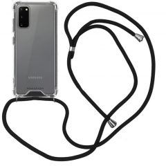iMoshion Backcover met koord Samsung Galaxy S20 - Zwart