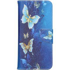 Design Softcase Booktype Samsung Galaxy A21s