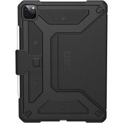 UAG Metropolis Bookcase iPad Pro 12.9 (2020) - Zwart