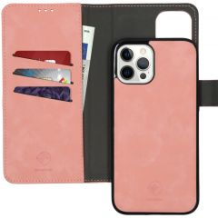 iMoshion Uitneembare 2-in-1 Luxe Booktype iPhone 12 Pro Max - Roze