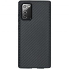 RhinoShield SolidSuit Backcover Galaxy Note 20 - Carbon Fiber