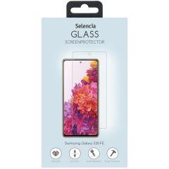 Selencia Gehard Glas Screenprotector Samsung Galaxy S20 FE