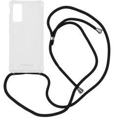 iMoshion Backcover met koord Samsung Galaxy S20 FE - Zwart