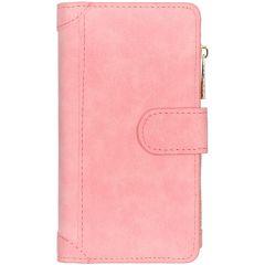 Luxe Portemonnee Samsung Galaxy A41 - Roze