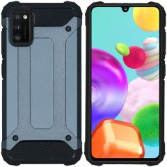 iMoshion Rugged Xtreme Backcover Samsung Galaxy A41 - Donkerblauw