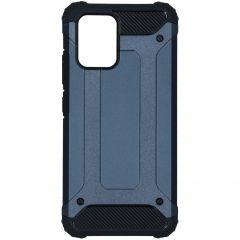 iMoshion Rugged Xtreme Backcover Samsung Galaxy S10 Lite - Blauw