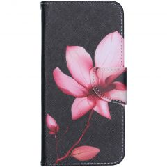 Design Softcase Booktype Huawei P Smart (2020)