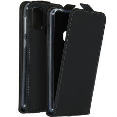 Accezz Flipcase Samsung Galaxy M31 - Zwart