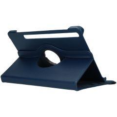iMoshion 360° draaibare Bookcase Samsung Galaxy Tab S7 - Donkerblauw