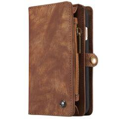 CaseMe Luxe Lederen 2 in 1 Portemonnee Booktype iPhone 6 / 6s