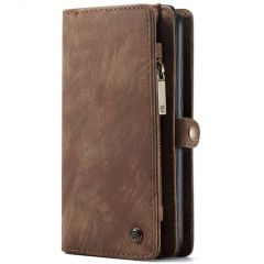 CaseMe Luxe Lederen 2 in 1 Portemonnee Booktype Samsung Galaxy A71