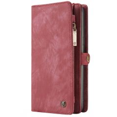 CaseMe Luxe Lederen 2 in 1 Portemonnee Booktype Samsung Galaxy S8