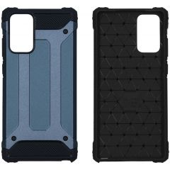 iMoshion Rugged Xtreme Backcover Samsung Galaxy Note 20 - Donkerblauw