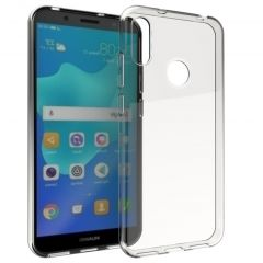 Accezz Clear Backcover Huawei Y6 (2019) - Transparant