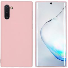 iMoshion Color Backcover Samsung Galaxy Note 10 - Roze