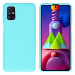 iMoshion Color Backcover Samsung Galaxy M51 - Mintgroen