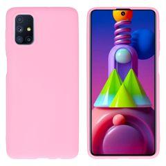 iMoshion Color Backcover Samsung Galaxy M51 - Roze