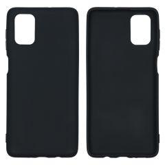 iMoshion Color Backcover Samsung Galaxy M51 - Zwart
