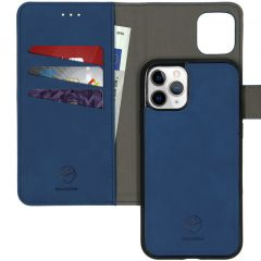 iMoshion Uitneembare 2-in-1 Luxe Booktype iPhone 11 Pro - Donkerblauw