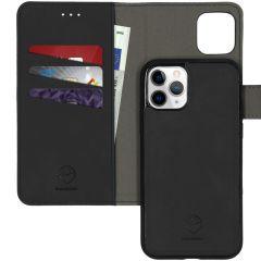 iMoshion Uitneembare 2-in-1 Luxe Booktype iPhone 11 Pro - Zwart