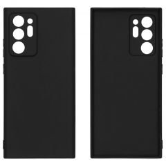 iMoshion Color Backcover Samsung Galaxy Note 20 Ultra - Zwart