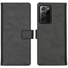 iMoshion Luxe Booktype Samsung Galaxy Note 20 Ultra - Zwart