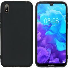 iMoshion Color Backcover Huawei Y5 (2019) - Zwart