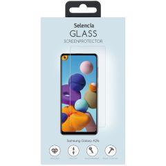 Selencia Gehard Glas Screenprotector Samsung Galaxy A21s