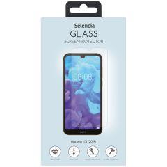 Selencia Gehard Glas Screenprotector Huawei Y5 (2019)