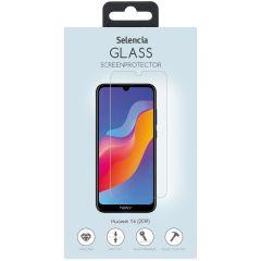 Selencia Gehard Glas Screenprotector Huawei Y6 (2019)