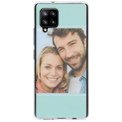 Ontwerp je eigen Samsung Galaxy A42 gel hoesje
