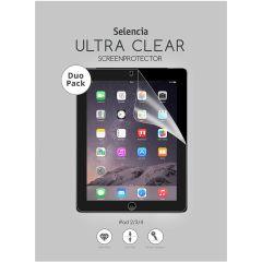 Selencia Duo Pack Ultra Clear Screenprotector iPad 2 / 3 / 4