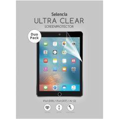 Selencia Duo Pack Screenprotector iPad (2018) / iPad (2017) / Air (2)