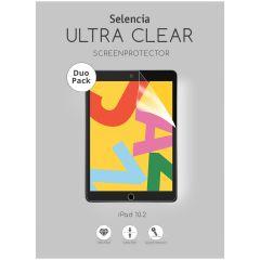 Selencia Duo Pack Screenprotector iPad 10.2 (2019 / 2020)
