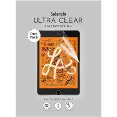 Selencia Duo Pack Screenprotector iPad mini (2019) / iPad Mini 4